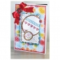 Preview: Sara Signature Crafty Fun Cut & Emboss Folder - Cute as a Button, Crafters Companion
