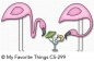 Preview: My Favorite Things Let's Flamingle Clear Stamps