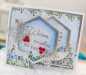 Preview: Crafter's Companion Sentiment & Verses Clear Stamps - Warm Wishes