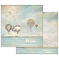 Preview: Stamperia Sea Land 12x12 Inch Paper Pack