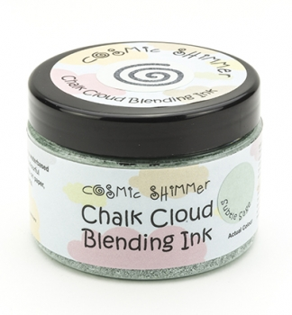 Chalk Cloud Enchanted Subtle Sage, Cosmic Shimmer