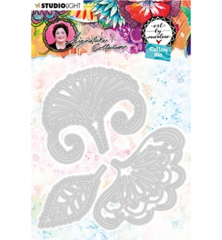 Embossing Die Cut Stencil, Art By Marlene, Studiolight