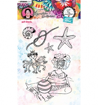 Stempel Clear Stamp, Art By Marlene 5.0 nr.53, Studiolight