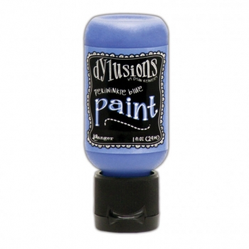 Dylusions Flip cup paint 29ml Periwinkle blue