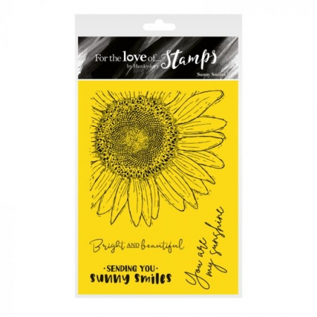 For the Love of Stamps - Sunny Smiles,Hunkydory
