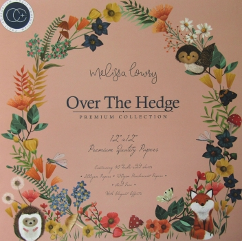 Over the Hedge - Premium Paper Pad, Craft Consortium