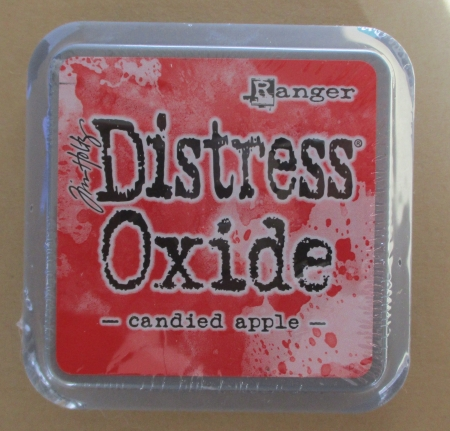 Tim Holtz Distress Oxide Stempelkissen Candied Apple, Ranger Tim Holtz