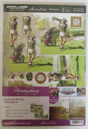 Hunkydory Sport & Games for Men