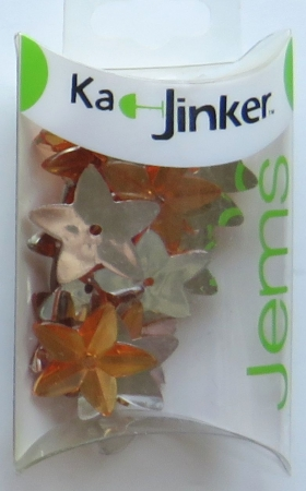 Ka-JinkerJems, Stern, orange, Blumenthal Craft