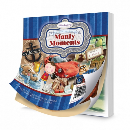 The Square Little Book of Manly Moments, Hunkydory