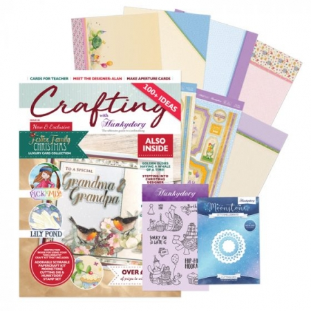 Crafting with Hunkydory Project Magazine - Issue 48, Hunkydory