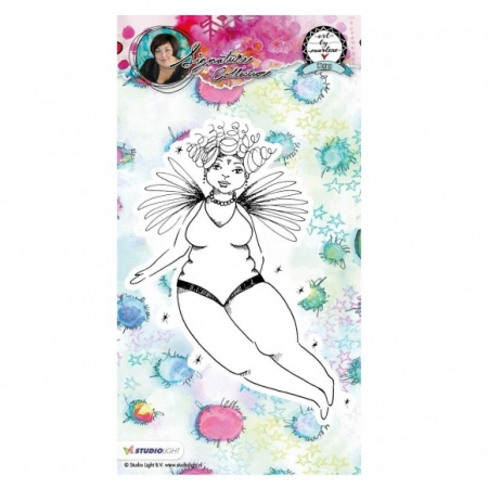 Studio Light cling stamp Art By Marlene nr.03