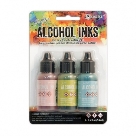 Ranger • Tim Holtz alcohol ink kits countryside
