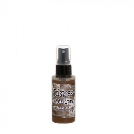 Ranger • Tim Holtz distress oxide spray walnut stain, Tim Holtz