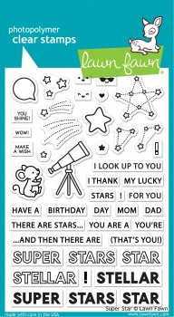 Lawn Fawn Super Star Stamps