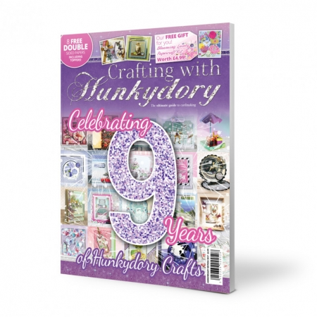 Crafting with Hunkydory Anniversary Special Edition
