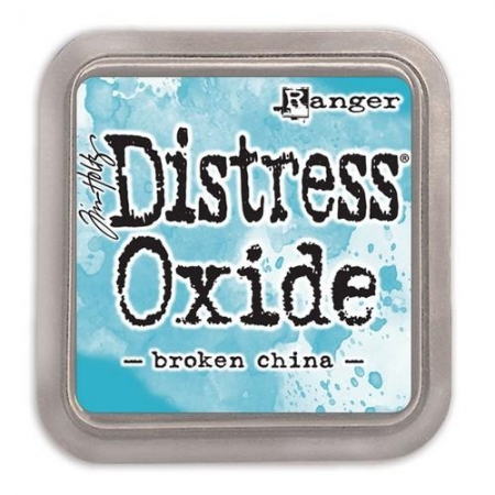 Tim Holtz Distress Oxide Stempelkissen Brocken China, Ranger Tim Holtz