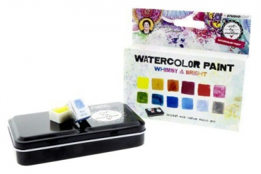 Studio Light Aquarelset Watercolor Art By Marlene 3.0 nr.02