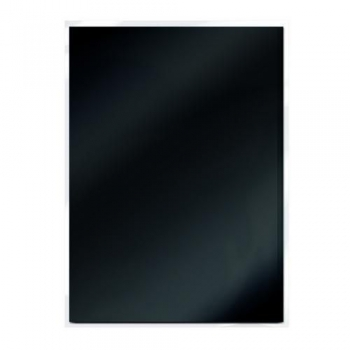 Tonic Studios mirror card - satin - black velvet