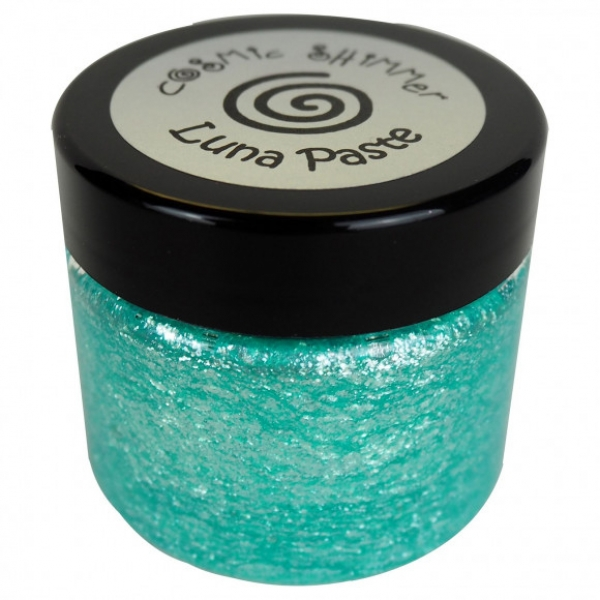 Creative Expressions • Cosmic Shimmer luna paste stellar jade