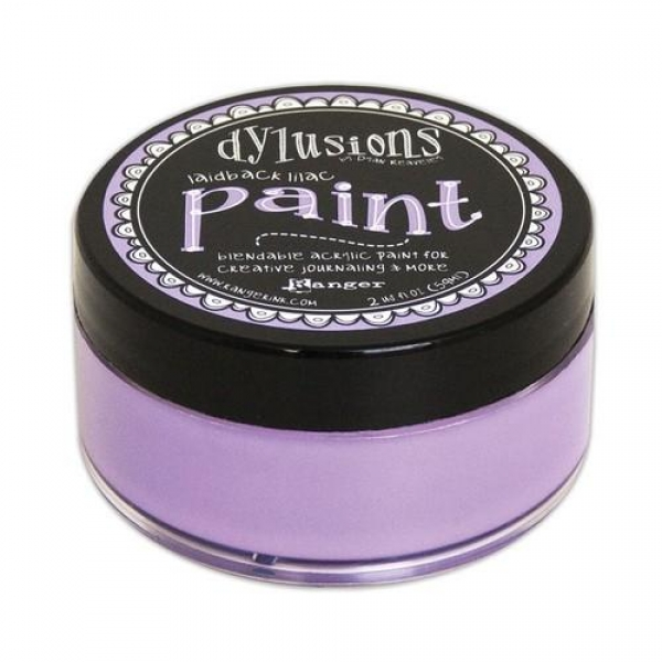 Ranger Dylusions Paint 59 ml - laidback lilac, Dyan Reaveley