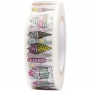 Paper Poetry, Washi Tape MAGICAL SUMMER, EISCREME, Rico Design