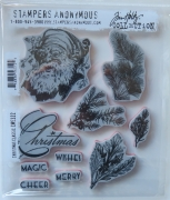 Tim Holtz Collection Stempelset Christmas Classic , Stampers Anonymus